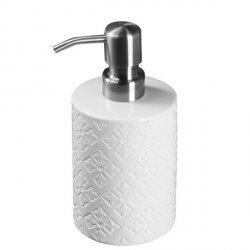 Dozownik do mydła w płynie Möve - Capri - biały