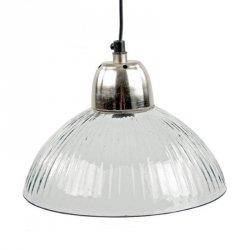 Lampa sufitowa - Striped Glass I