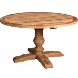 Stół Belldeco London - okrągły 140 cm