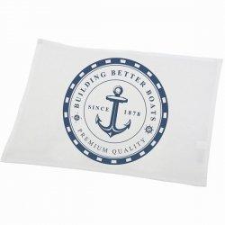 Serweta / podkładka French Home - Marynarska Anchor - biała