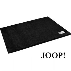 Dywanik łazienkowy Joop! Luxury - czarny