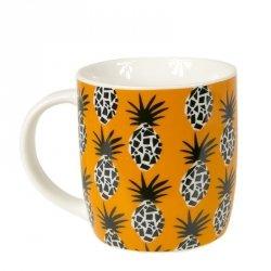 Tropical Fruits - kubek Ananas - pomarańczowy