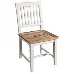 Krzesło Belldeco - Bristol White - białe