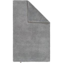 Dywanik łazienkowy Rhomtuft - PUR - szary