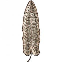 Dekor ścienny Vintage - Liść - wys. 89 cm