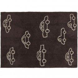 Dywan do prania w pralce - Lorena Canals AUTA - brązowy