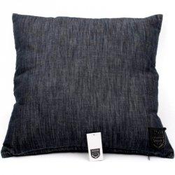 Poduszka dekoracyjna - JEANS - granatowa