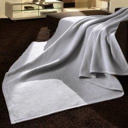Jednokolorowe koce Biederlack - Orion Cotton 180x220 cm - 3 kolory