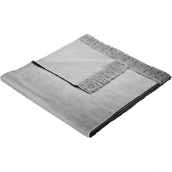 Narzuta na fotele i kanapy - MOCA DESIGN - szara