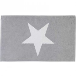 Mata łazienkowa Cawo Stars - szara