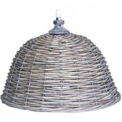 Lampa sufitowa Chic Antique - Wiklinowa