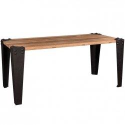 Stół / biurko Belldeco London - prostokątny 180x80 cm