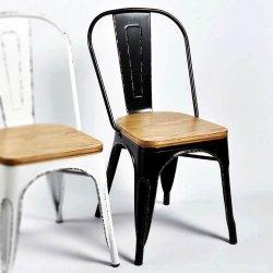Krzesło Belldeco - Spring - czarne