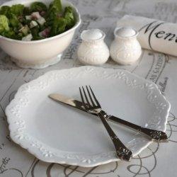 PROVENCE CHIC - talerz obiadowy - 27 cm