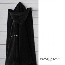 Szlafrok NAF NAF - Unisex - czarny
