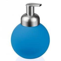 Dozownik do mydła w płynie Möve - New Orbit - niebieski