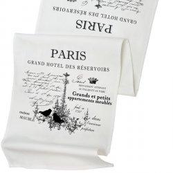 Bieżnik French Home - Paris L - biały