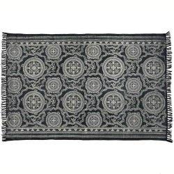 Dywan Belldeco EcoEtno - Ornament - beżowo-szary 120x180 cm