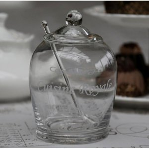 Szklany pojemnik Chic Antique - Cuisine Royale