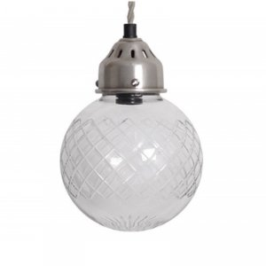 Lampa sufitowa Chic Antique - KULA 4 - 15 cm