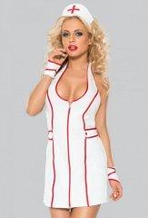 Kostium pielęgniarki 6619 biały