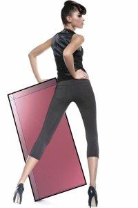 Bas Bleu Marika short legginsy 3/4 200 den