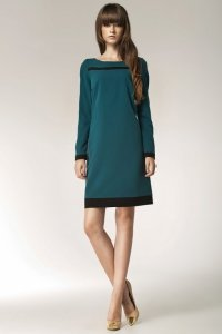 Sukienka - zielony - S40