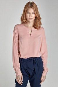 Bluzka - róż - B38