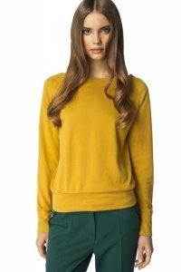 Sweter - żółty - SW01