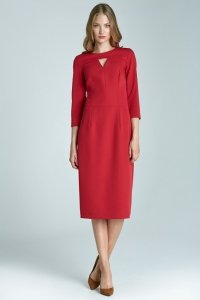 Sukienka - czerwony - S65