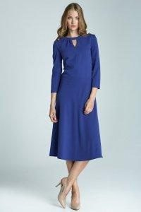 Sukienka - niebieski - S68