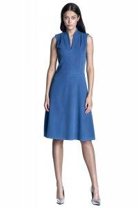 Sukienka - niebieski - S74