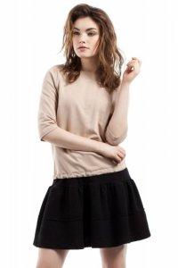 MOE216 Spódnica czarna