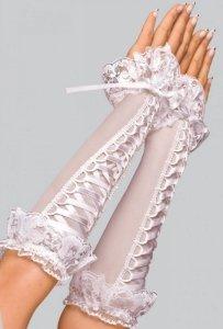 Rękawiczki 6331 biały