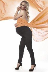 Bas Bleu Stefanie legginsy ciążowe 200 den