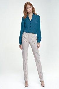 Eleganckie spodnie - beż - SD25