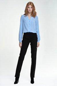 Eleganckie spodnie - czarny - SD25
