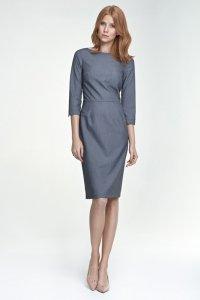 Sukienka Tracy - szary - S80