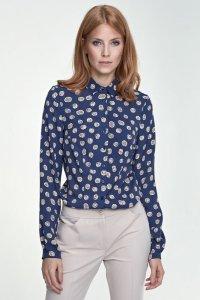 Delikatna bluzka - dynie - B70