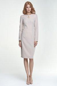 Sukienka Erin - beż - S79