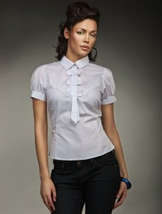 1 Koszula - biała - K27 PROMO