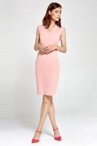 Sukienka - różowy - S87