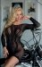 Wavy - Black 6011 bodystocking