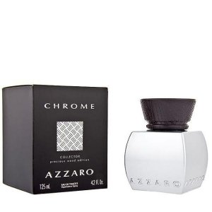 Azzaro CHROME Collector Precious Wood Edition Woda toaletowa 125 ml