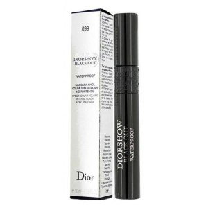 Christian Dior DIORSHOW BLACK OUT WATERPROOF Spectacular volume intense black khol mascara 099 10 ml
