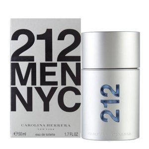 Carolina Herrera 212 MEN NYC Woda toaletowa 50 ml