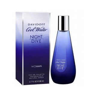 Davidoff Cool Water NIGHT DIVE Woman Woda toaletowa 80 ml