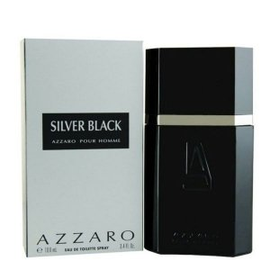 Azzaro SILVER BLACK Woda toaletowa 100 ml