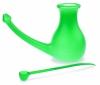 NoseBuddy Zestaw do płukania nosa (kolor zielony)