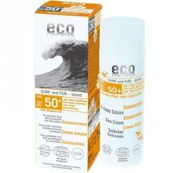 Eco Cosmetics Krem na słońce SPF 50+ SURF & FUN 50 ml
